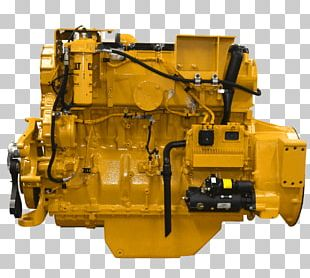 Caterpillar Inc. Diesel Engine Heavy Machinery PNG