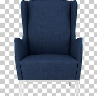 Club Chair Wing Chair Dining Room Furniture PNG