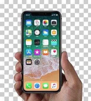 IPhone 8 Smartphone Apple Telephone IOS PNG
