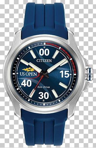 Watch Eco-Drive Citizen Holdings The US Open (Tennis) HUGO BOSS Orange New York PNG