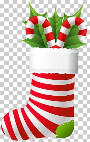 Christmas Stockings Christmas Ornament Candy Cane PNG