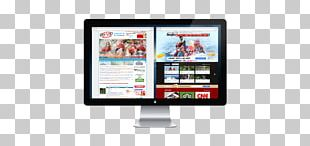 Computer Monitors Computer Software Display Advertising Communication PNG
