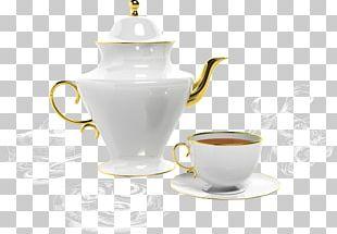 Earl Grey Tea Kuding Teapot Coffee Cup PNG