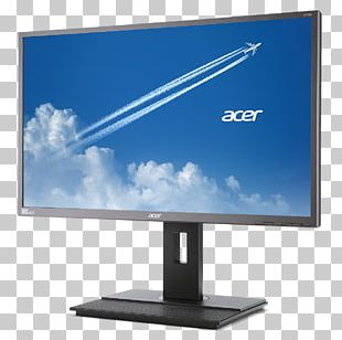 Computer Monitors 1080p LED-backlit LCD Liquid-crystal Display Digital Visual Interface PNG
