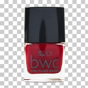 Nail Polish Color Beauty Without Cruelty Red PNG