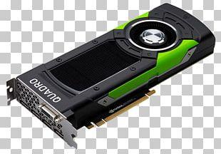 Graphics Cards & Video Adapters NVIDIA Quadro P5000 Pascal NVIDIA Quadro P6000 Graphics Processing Unit PNG