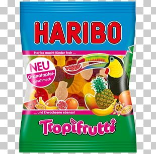 Gummi Candy Gummy Bear Haribo Fruit PNG