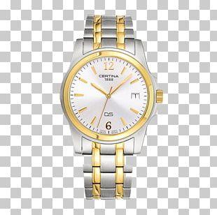 Watch Strap Certina Kurth Frxe8res Quartz Clock Tissot PNG