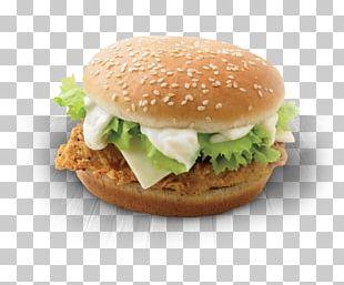 Hamburger Cheeseburger Fast Food Fried Chicken Pizza PNG