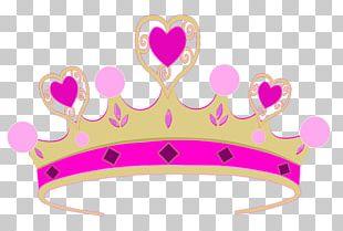 Crown Tiara Princess PNG