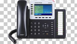 Grandstream Networks Grandstream GXP2160 VoIP Phone Telephone Voice Over IP PNG
