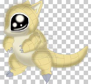 Sandshrew Sandslash Pokémon Chibi Gengar PNG