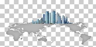 Australia Globe World Map Wall Decal PNG