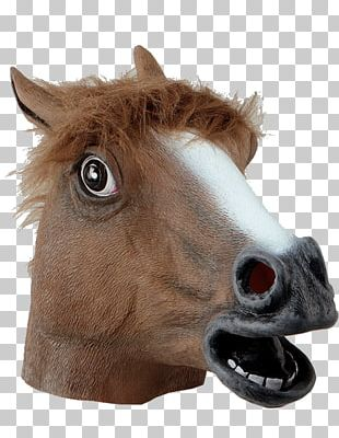 Horse Head Mask Portable Network Graphics Costume PNG