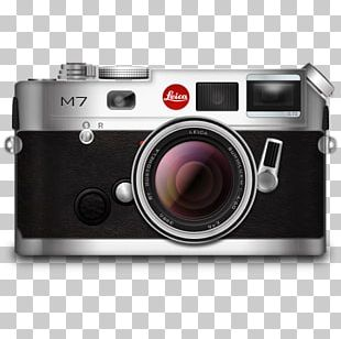 Leica M7 Leica M9 Leica Camera Icon PNG