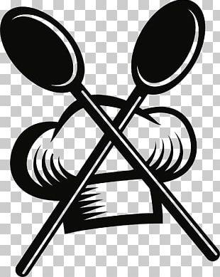 Restaurant Chef Logo Menu PNG