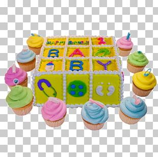 Cupcake Muffin Cake Decorating Buttercream Royal Icing PNG