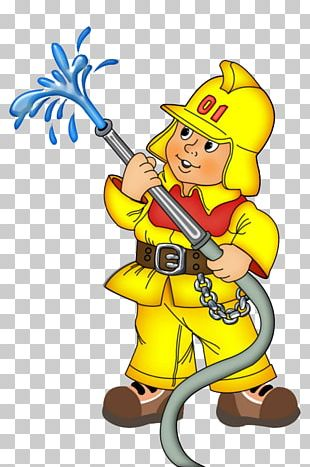 Firefighter F.D.18 Fire Department Profession Portable Network Graphics PNG