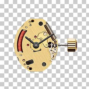 ETA SA Movement Valjoux Chronograph Quartz Clock PNG