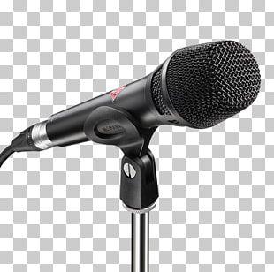Microphone Georg Neumann Sennheiser Neumann KMS 105 Condensatormicrofoon PNG