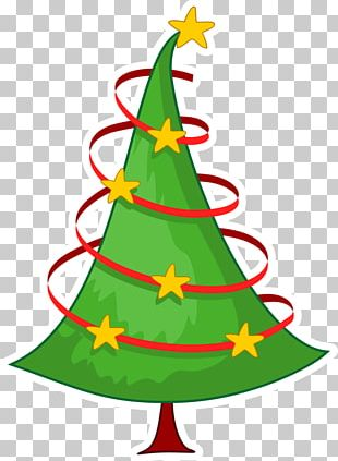 Christmas Tree Fir Christmas Ornament Spruce PNG