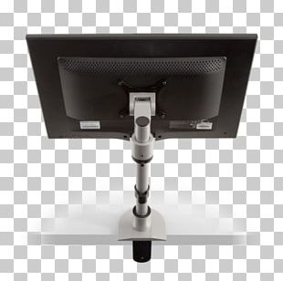 Computer Monitors Flat Display Mounting Interface Monitor Mount Sit-stand Desk Multi-monitor PNG