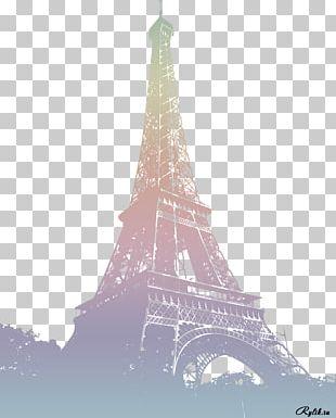 Eiffel Tower Seine Champ De Mars PNG
