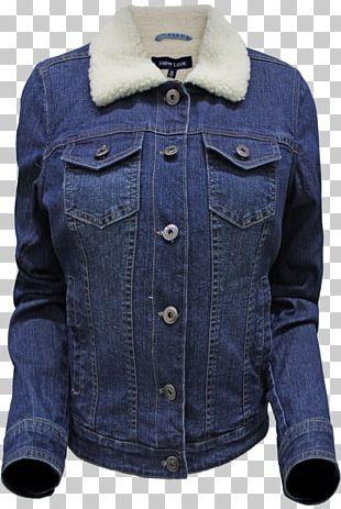 Jean Jacket Denim Jeans Hoodie PNG