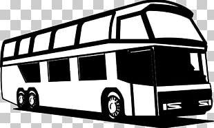 Tour Bus Service School Bus PNG