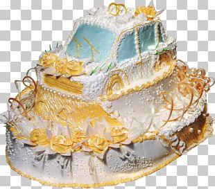 Birthday Cake Torte PNG