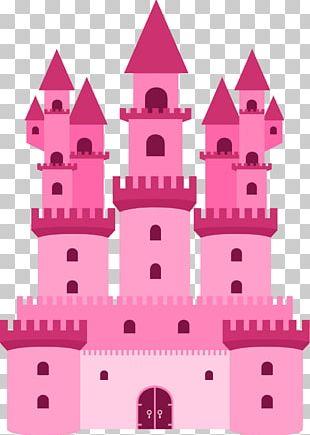Castle Palace Vecteur PNG