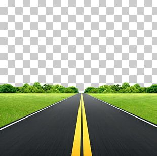 Lawn Road PNG