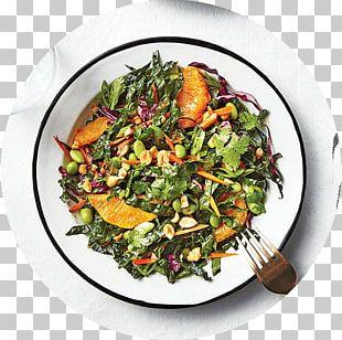 Spinach Salad Fattoush Vegetarian Cuisine Leaf Vegetable Asian Cuisine PNG