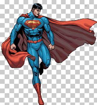 Superman Batman The New 52 DC Comics PNG