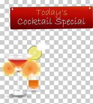 Wine Cocktail Cocktail Garnish Liqueur Non-alcoholic Drink PNG