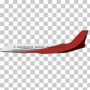 Boeing 767 Airplane Narrow-body Aircraft Air Travel PNG