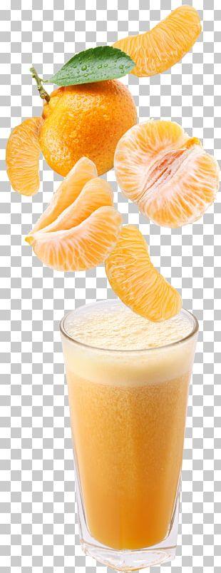 Orange Drink Orange Juice Cocktail Fruit PNG