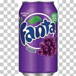Fizzy Drinks Coca-Cola Fanta Carbonated Water Cream Soda PNG