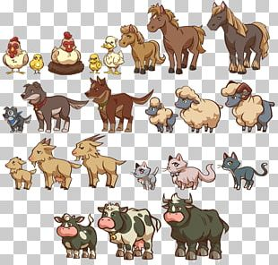 Fun Animal Farm Farm Animals Games Learn The Sounds Farm Jigsaw Puzzles Games PNG