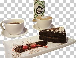 Coffee Cup Cafe Chocolate Brownie PNG