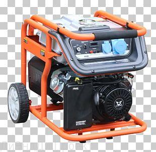Engine-generator Zongshen Electric Generator Petrol Engine Singly-fed Electric Machine PNG