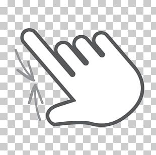 Gesture Pinch Finger Hand Computer Icons PNG