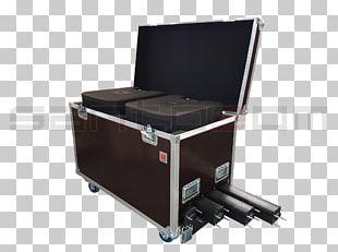 Turbosound Road Case Audio Mixers PNG