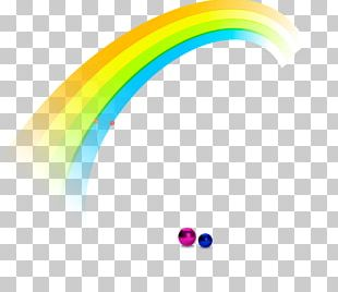 Ball Rainbow Graphic Design PNG
