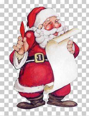 Pxe8re Noxebl Santa Claus Rudolph Reindeer Christmas PNG