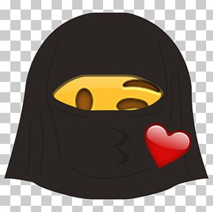 Sticker Emoji Telegram Emoticon Burqa PNG