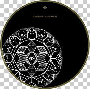 Sacred Geometry Circle Mandala Religious Art PNG