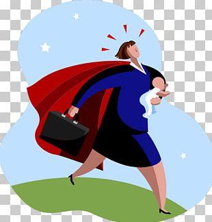 Mother Child Superpower Superhero Birth PNG