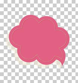 Bubble Speech Balloon PNG