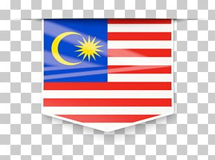 Flag Of Malaysia Stock Photography PNG